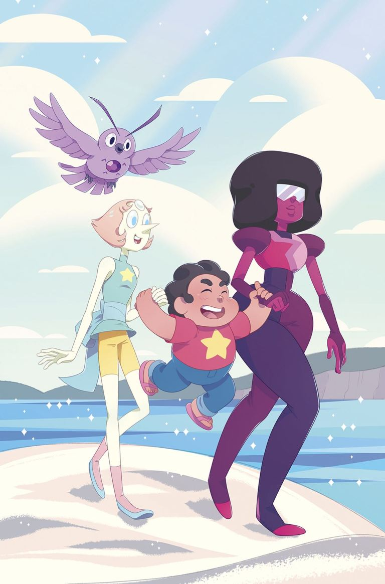 Steven Universe #7 (Cover A Missy Pena)