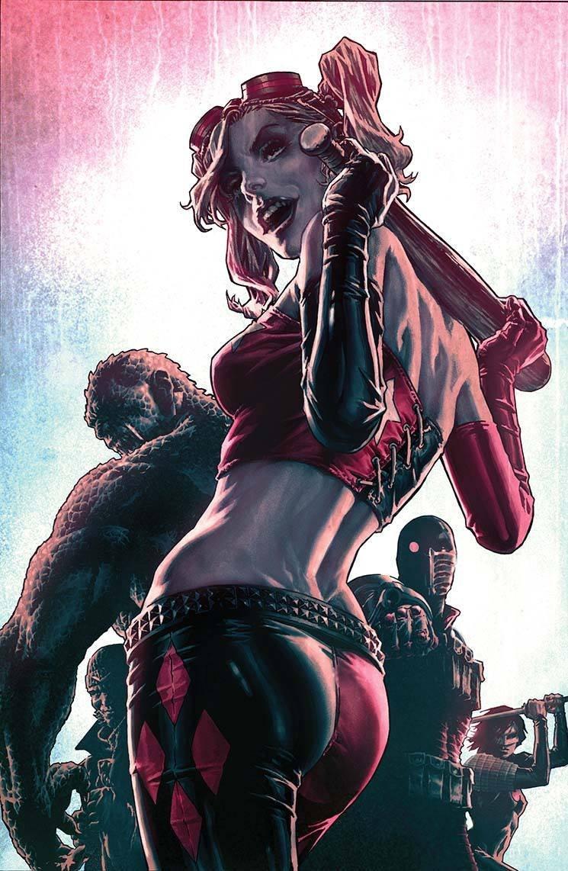 Suicide Squad #1 (Cover B Lee Bermejo)