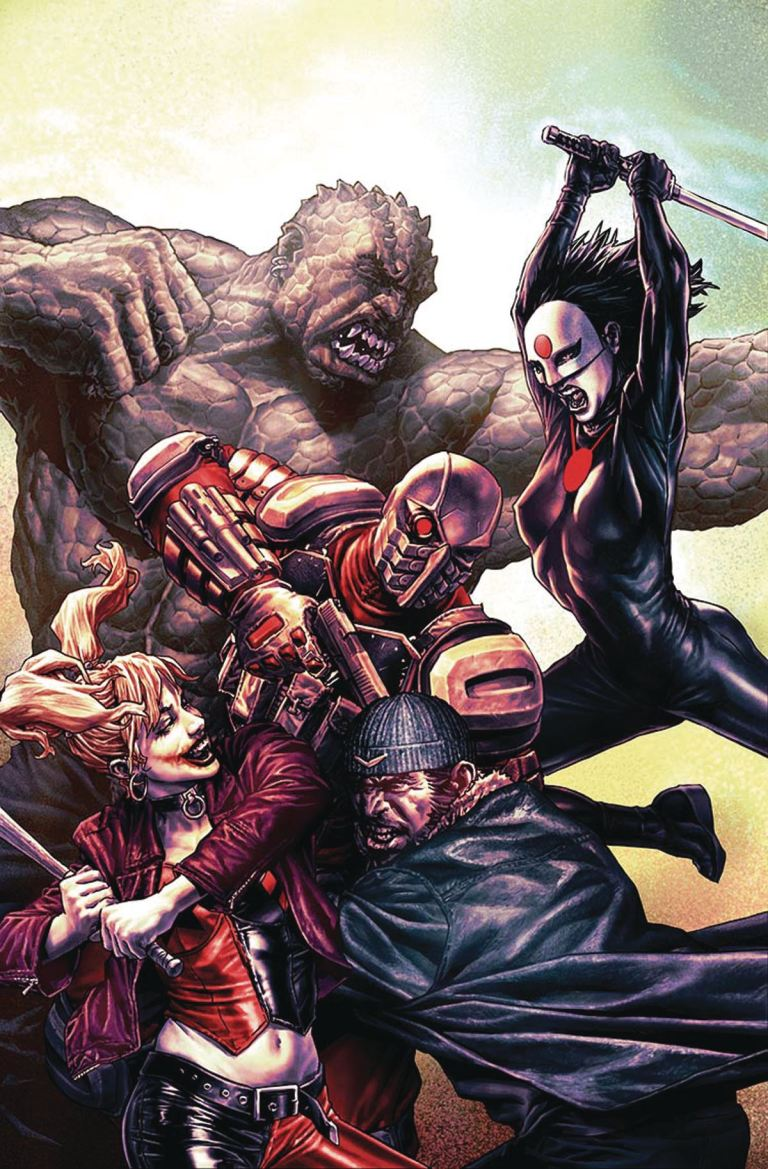 Suicide Squad #10 (Cover B Lee Bermejo)