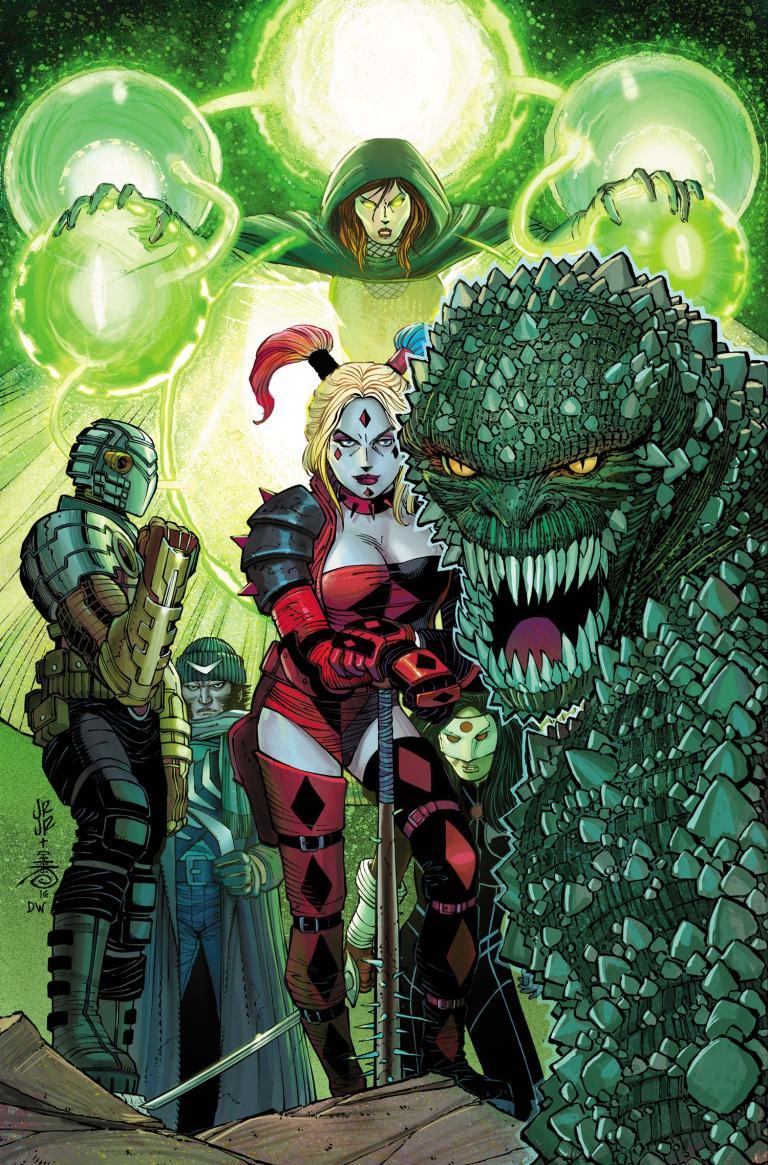 Suicide Squad #11 (Cover A John Romita Jr. & Danny Miki)