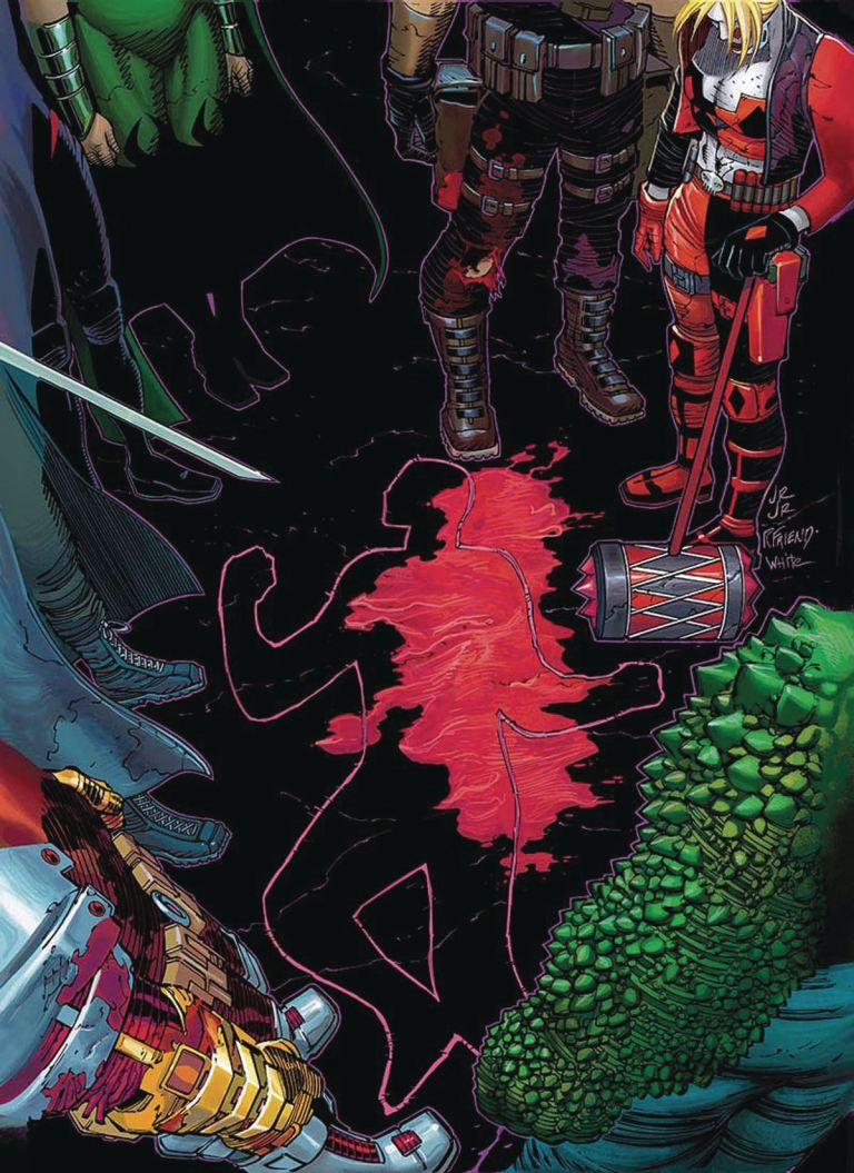 Suicide Squad #12 (Cover A John Romita Jr.)