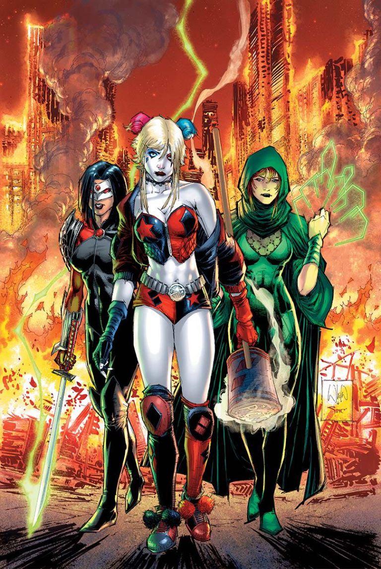 Suicide Squad #13 (Cover B Whilce Portacio)