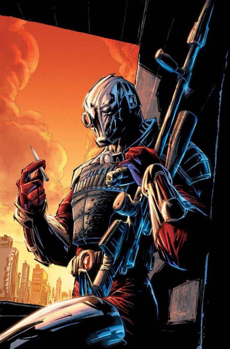 Suicide Squad #14 (Cover B Lee Bermejo)