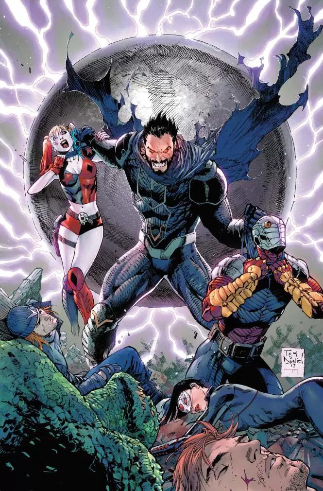 Suicide Squad #18 (Cover A Tony S. Daniel)