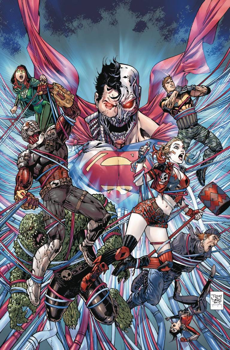 Suicide Squad #19 (Cover A Tony S. Daniel & Sandu Florea)