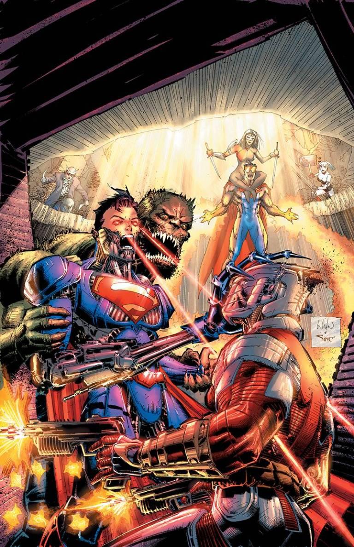 Suicide Squad #19 (Cover B Whilce Portacio)