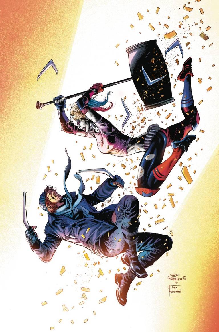 Suicide Squad #22 (Cover A Eddy Barrows & Eber Ferreira)