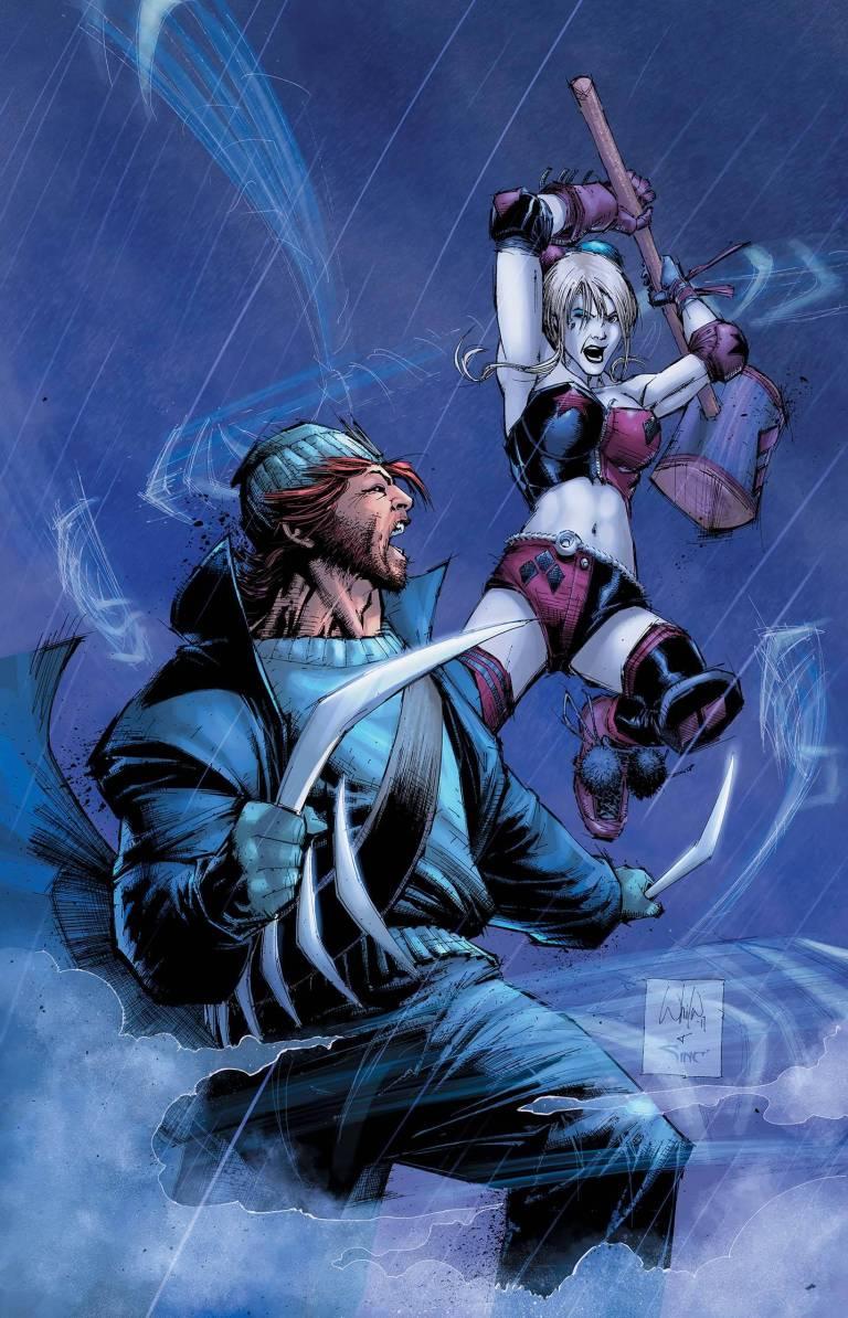 Suicide Squad #22 (Cover B Whilce Portacio)