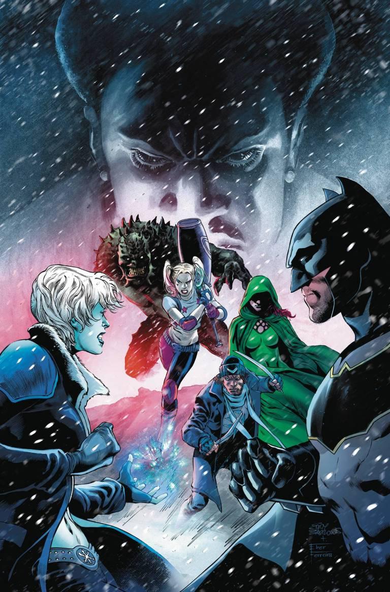 Suicide Squad #23 (Cover A Eddy Barrows & Eber Ferreira)