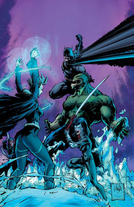 Suicide Squad #23 (Cover B Whilce Portacio)