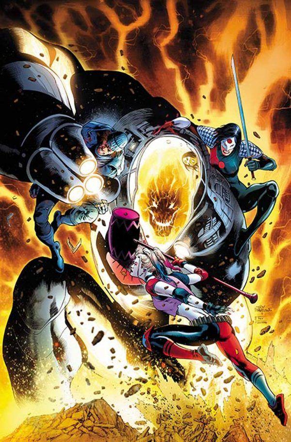 Suicide Squad #24 (Cover A Eddy Barrows & Eber Ferreira)