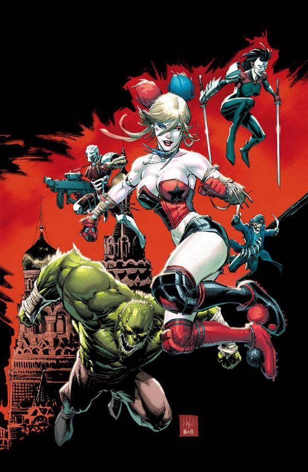 Suicide Squad #24 (Cover B Whilce Portacio)
