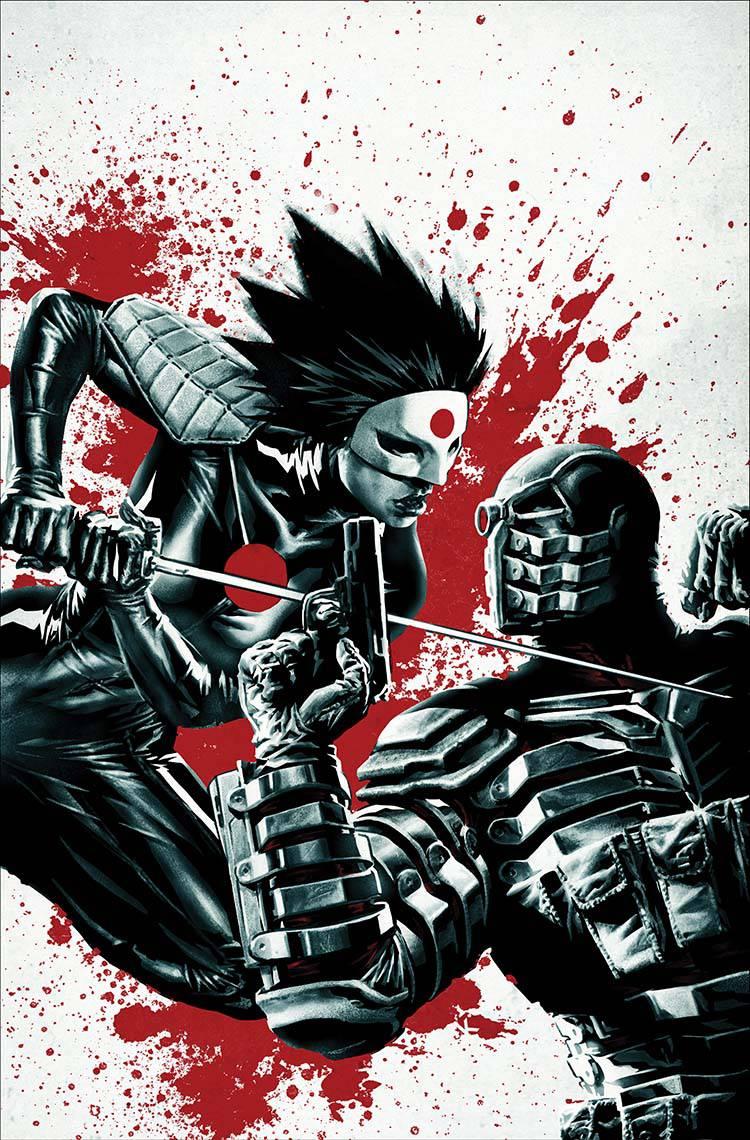 Suicide Squad #3 (Cover B Lee Bermejo)