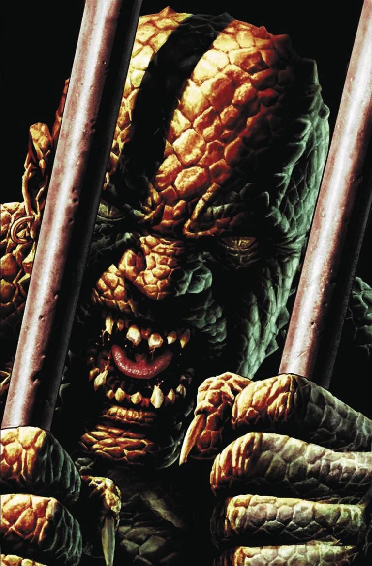 Suicide Squad #5 (Cover B Lee Bermejo)