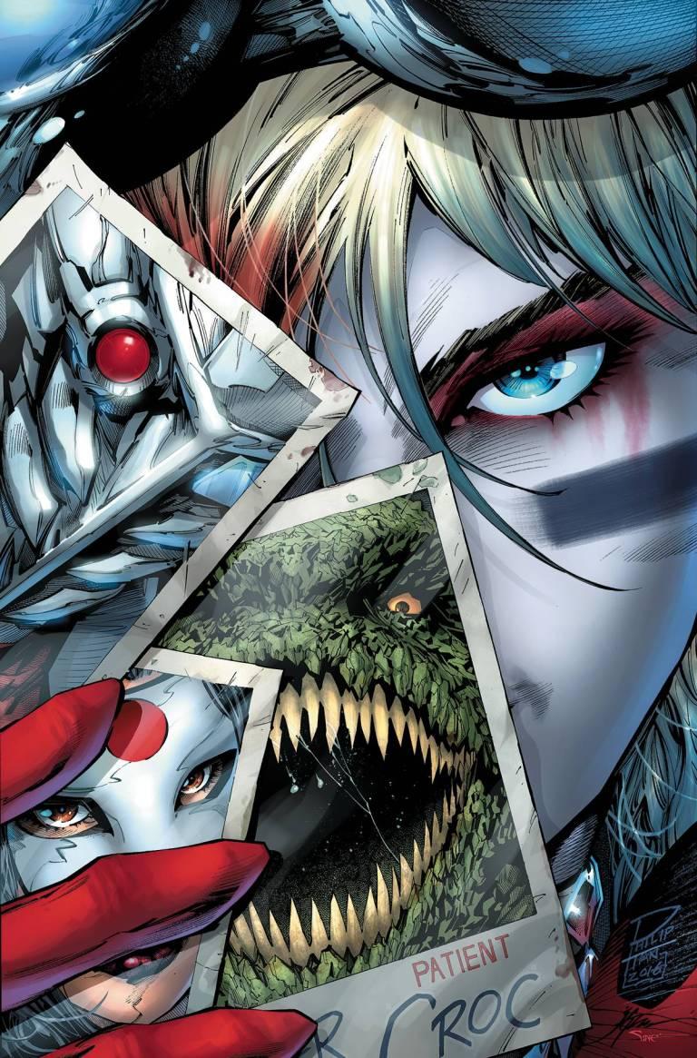Suicide Squad Rebirth #1 (Cover A Philip Tan & Jonathan Glapion)