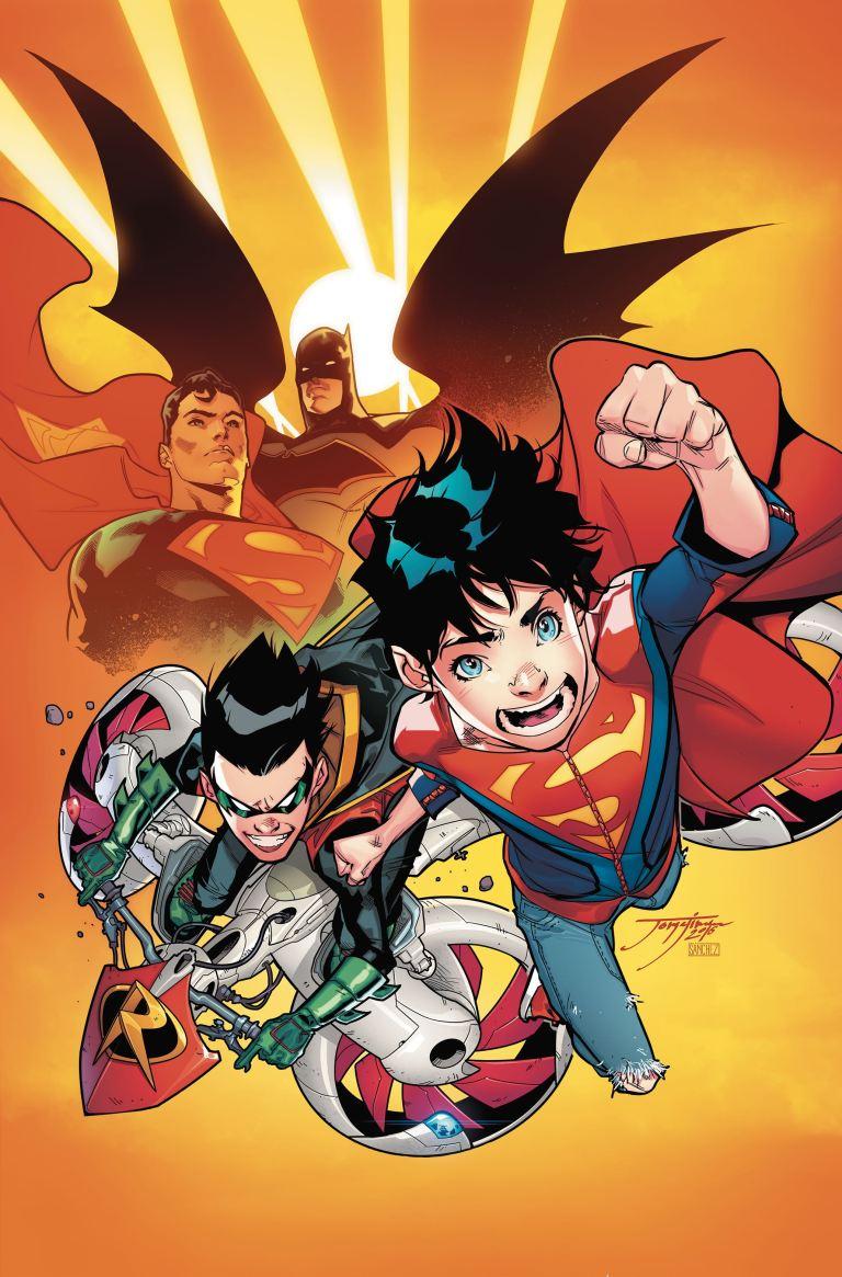 Super Sons #1 (Cover A Jorge Jimenez)