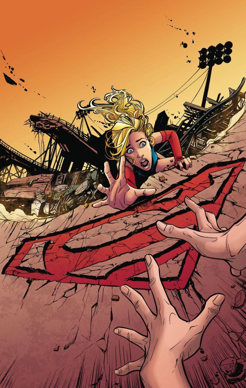 Supergirl Being Super #2 (Joëlle Jones Cover)