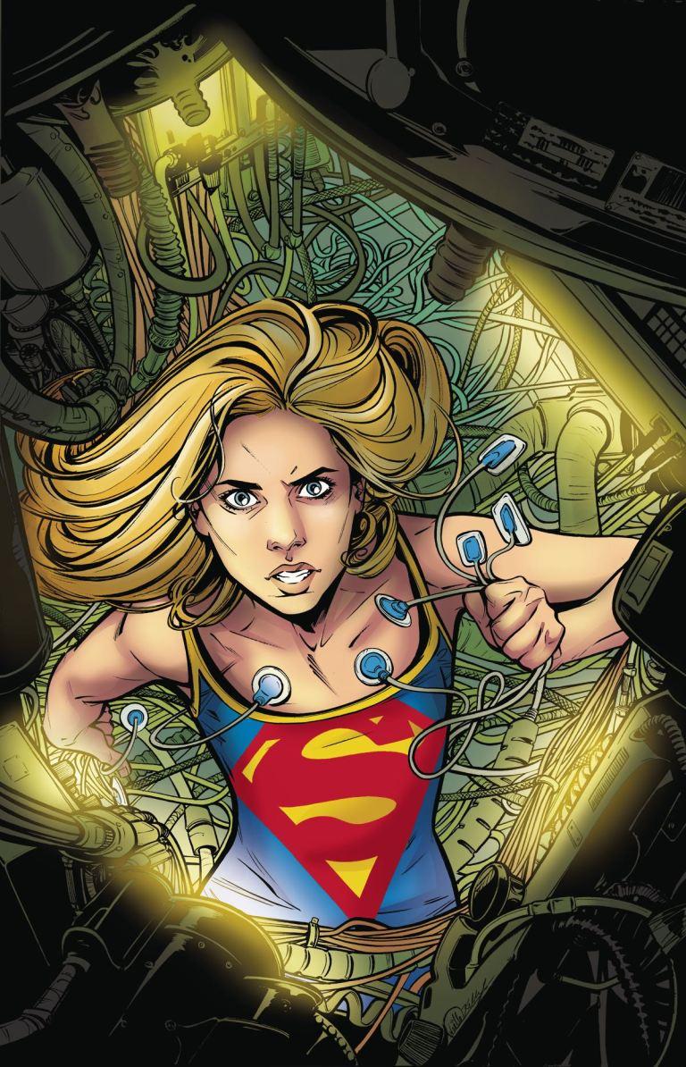 Supergirl Being Super #3 (Joëlle Jones Cover)