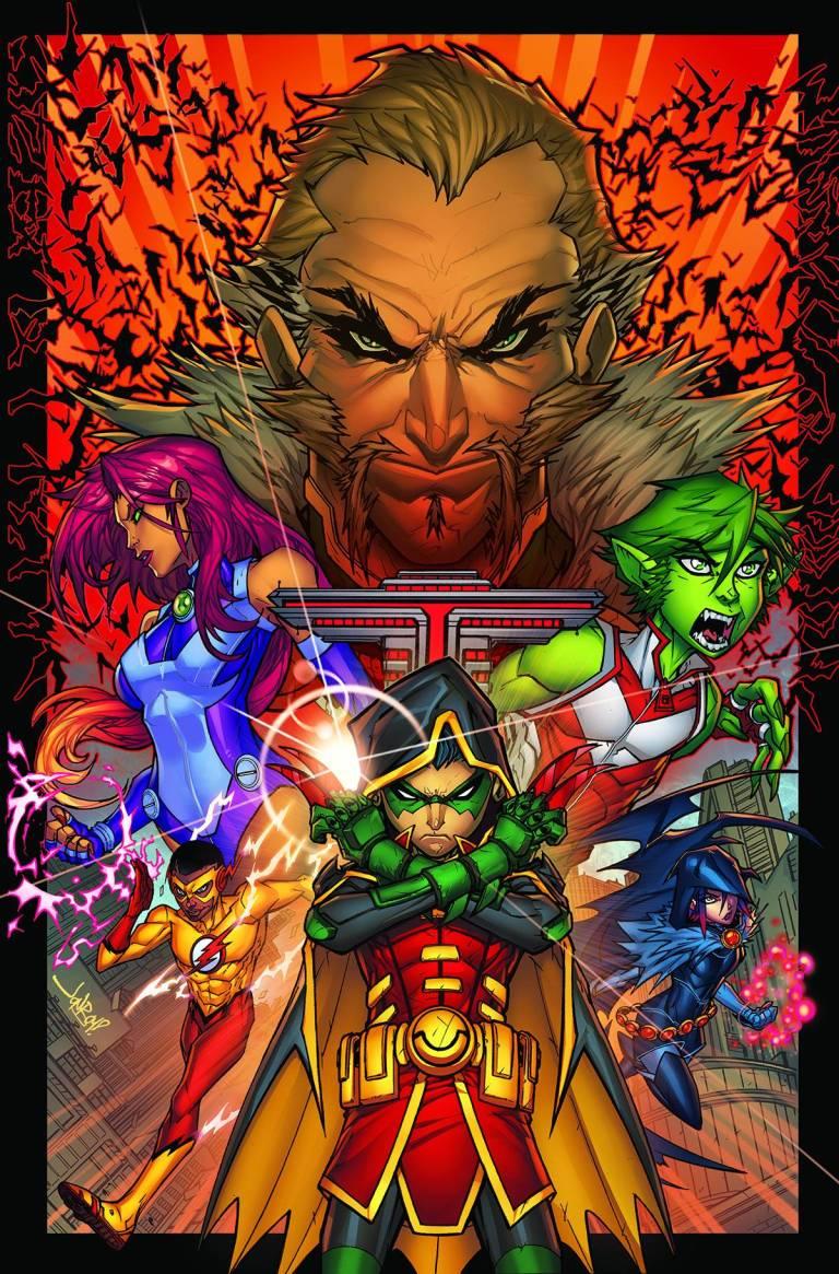 Teen Titans #1 (Cover A Jonboy Meyers)