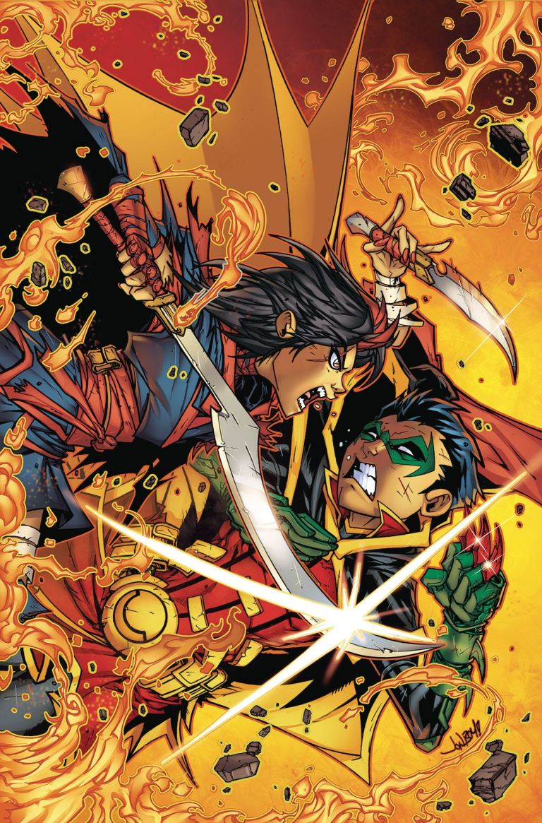 Teen Titans #4 (Cover A Jonboy Meyers)