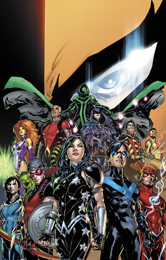 Teen Titans #8 (Cover B Phil Jimenez)
