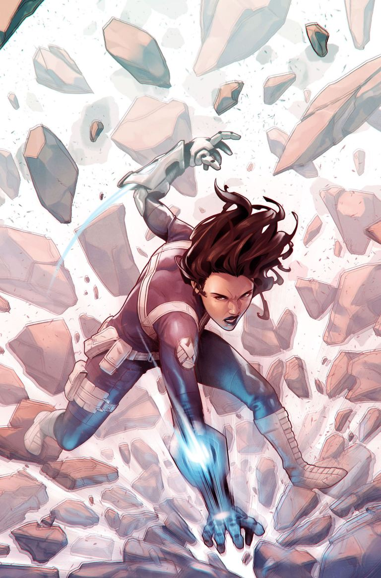 Thanos #6 (Cover B Emanuela Luppachino ResurrXion Variant)