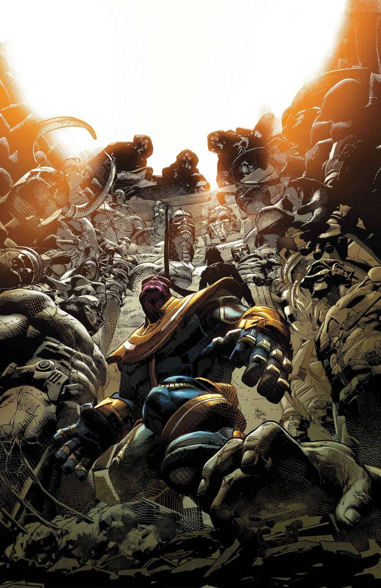 Thanos #9 (Cover A Mike Deodato Jr.)