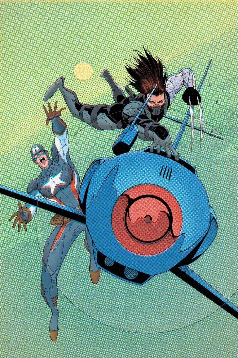 Thunderbolts #11 (Jon Malin Cover)