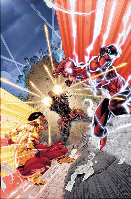 Titans #11 (Cover B Brett Booth & Norm Rapmund)