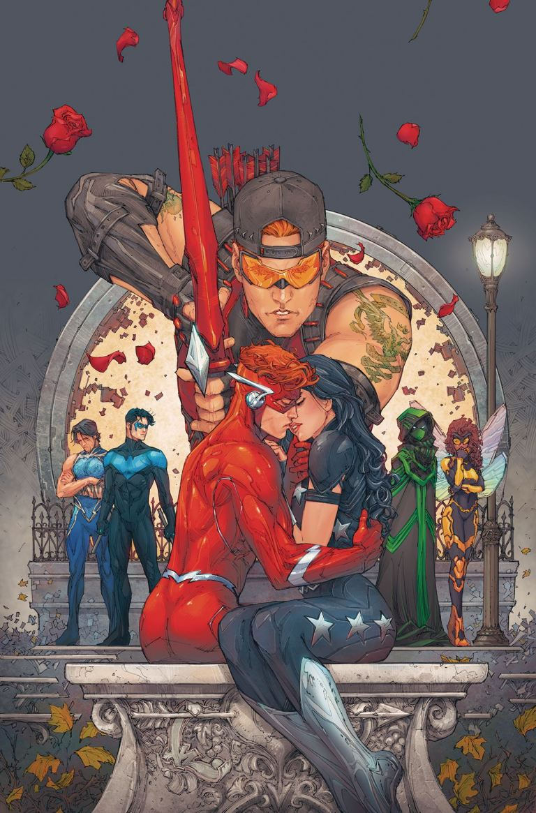 Titans #13 (Cover A Kenneth Rocafort)