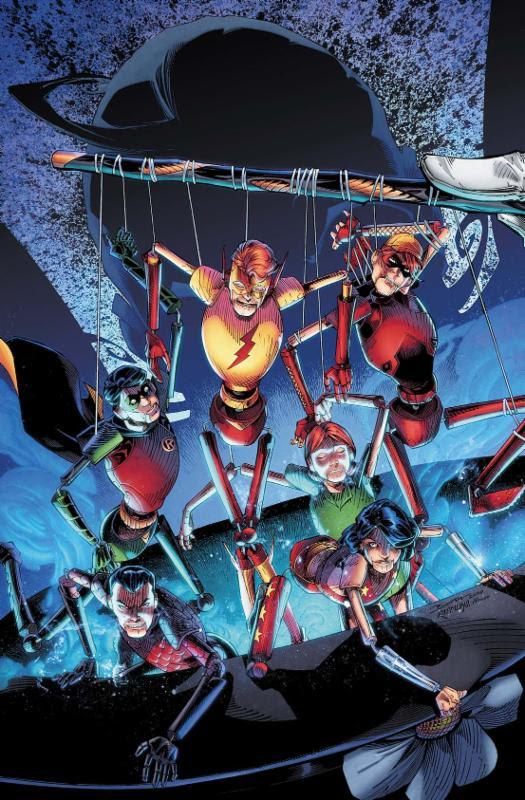Titans #2 (Cover A Brett Booth & Norm Rapmund)