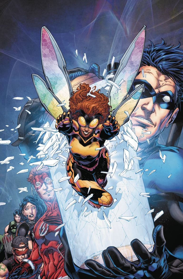 Titans #9 (Cover A Brett Booth & Norm Rapmund)