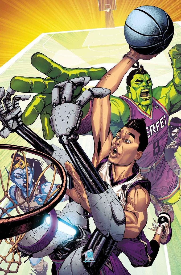 Totally Awesome Hulk #14 (Bernard Chang Cover)
