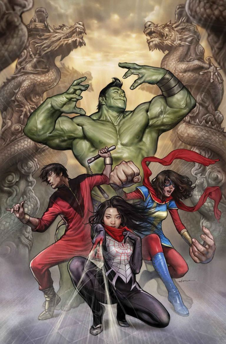 Totally Awesome Hulk #15 (Cover A Stonehouse)