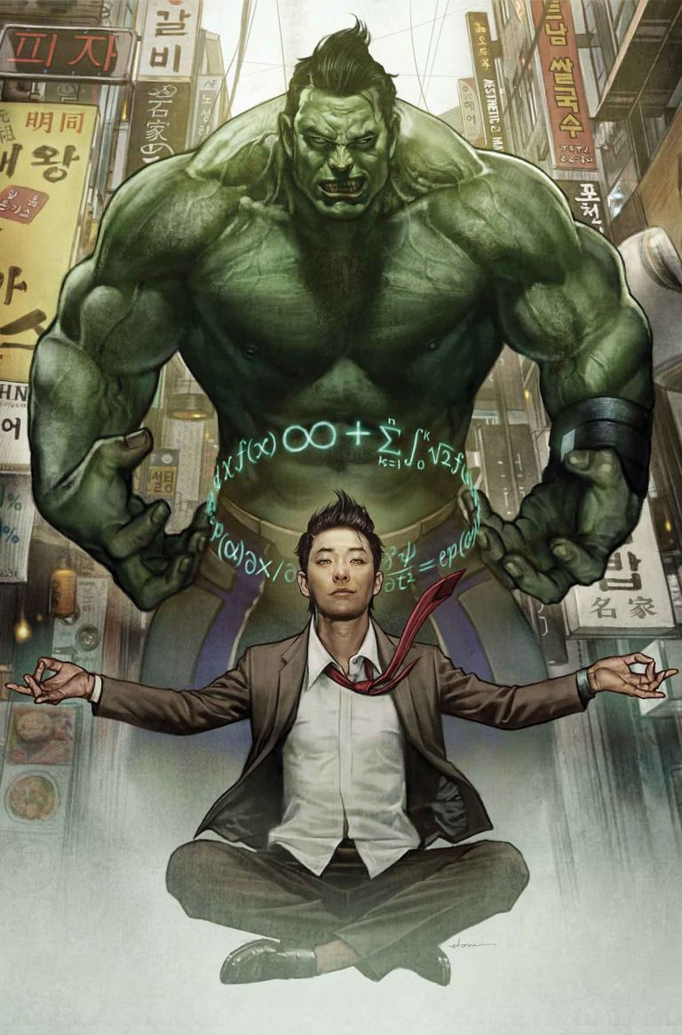 Totally Awesome Hulk #16 (Stonehouse Cover)