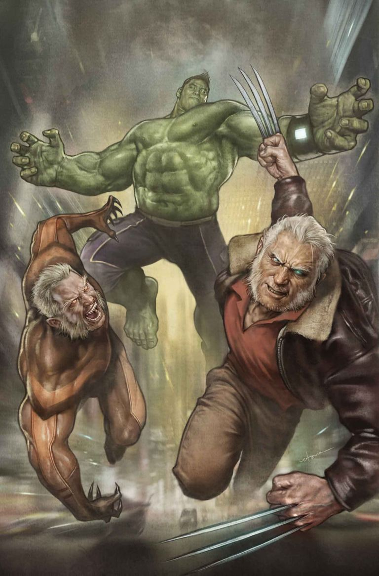 Totally Awesome Hulk #19 (Stonehouse Cover)