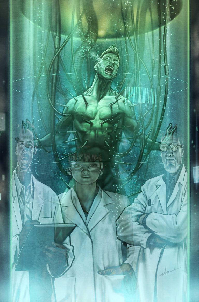 Totally Awesome Hulk #20 (Stonehouse Cover)
