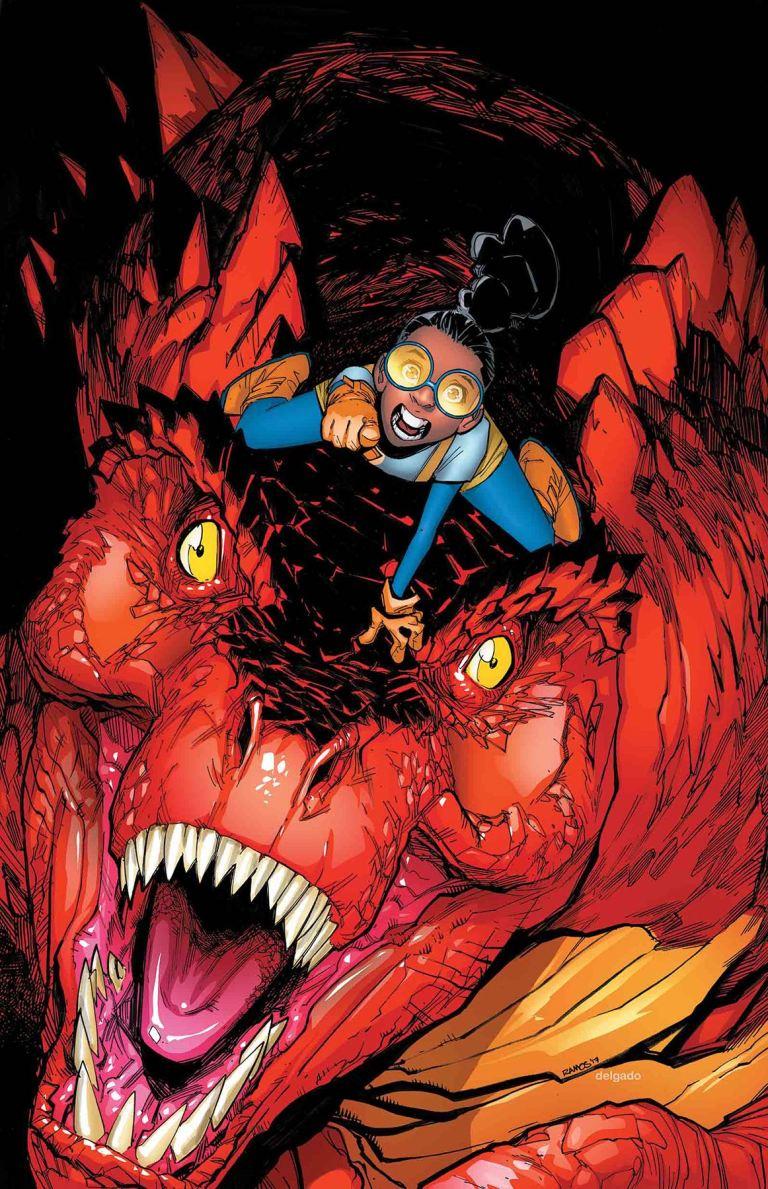 U.S.Avengers #5 (Cover B Humberto Ramos ResurrXion Variant)