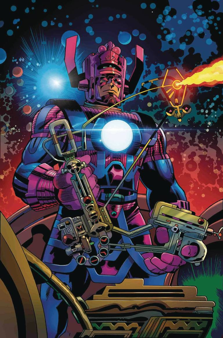 Ultimates 2 #100 (Cover C Jack Kirby 100th Birthday Variant)