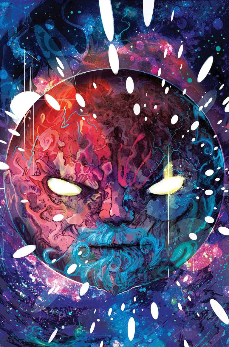 Ultimates 2 #8 (Christian Ward Cover)