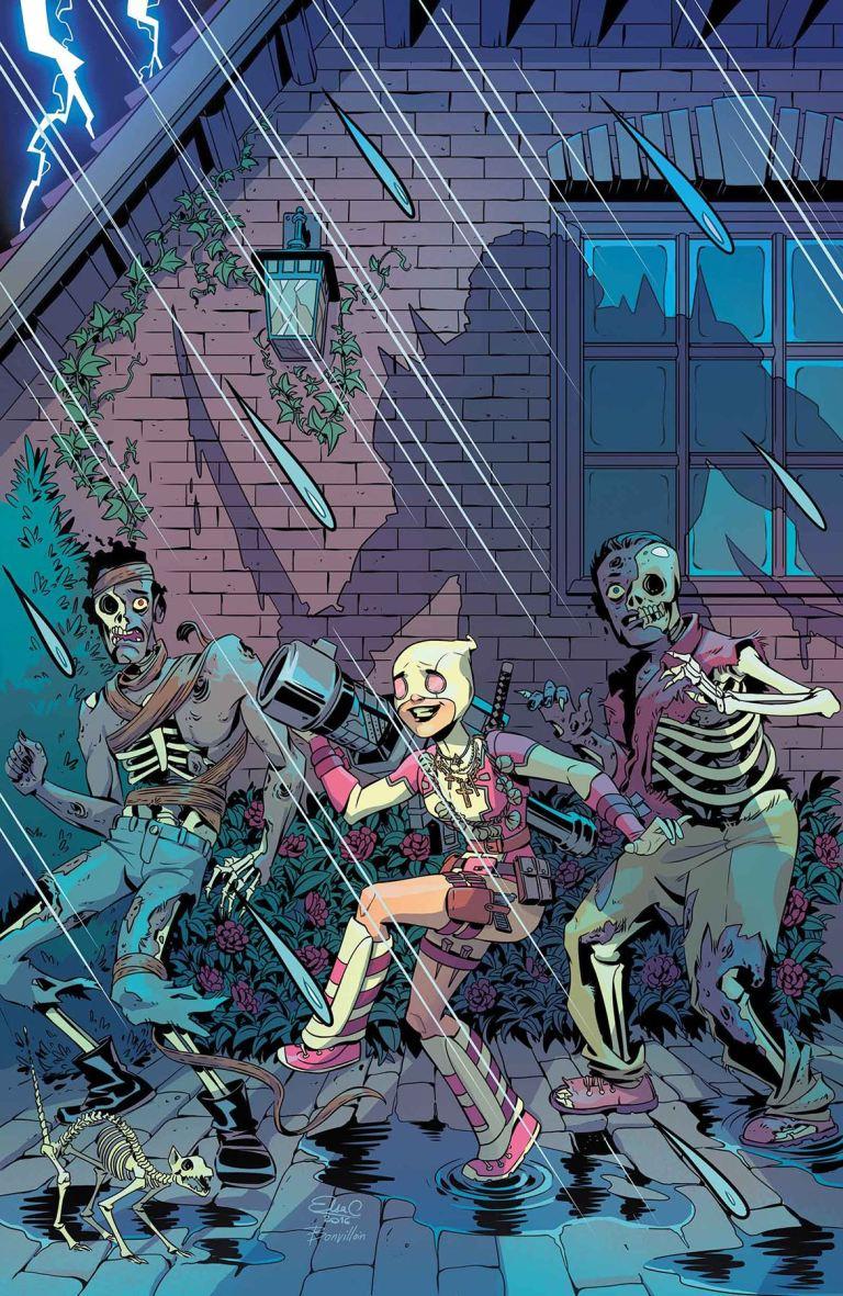 Unbelievable Gwenpool #11 (Elsa Charretier Cover)