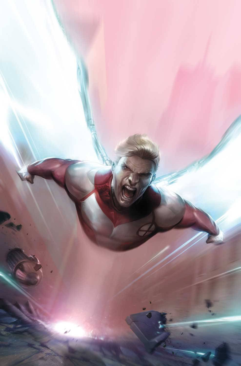 Unbelievable Gwenpool #14 (Cover B Francesco Mattina ResurrXion Variant)