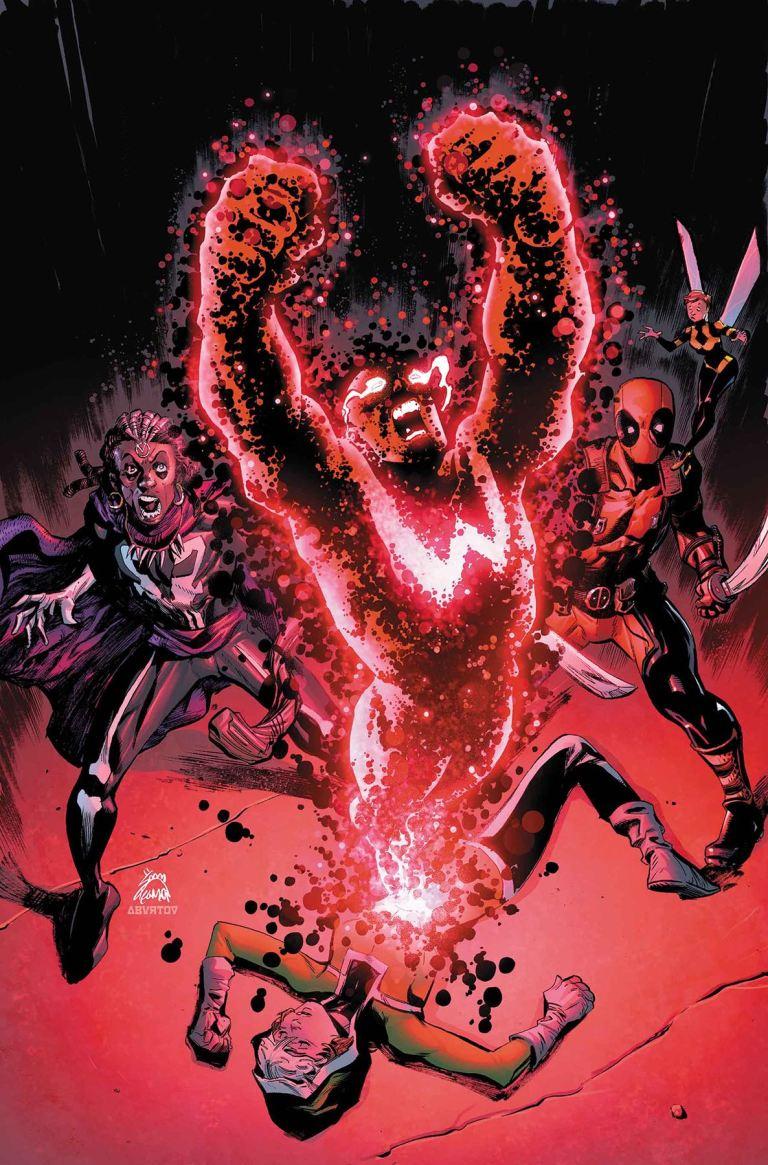 Uncanny Avengers #23 (Ryan Stegman Cover)