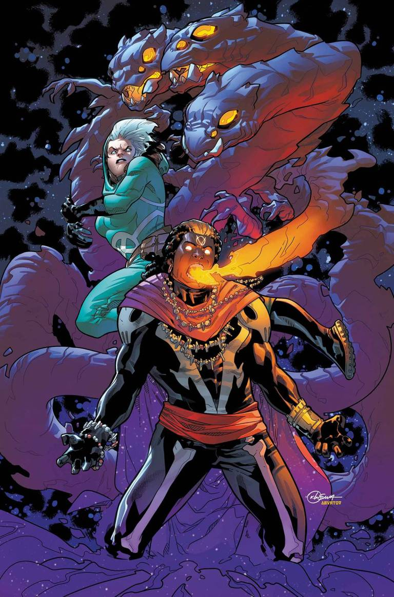Uncanny Avengers #25 (Cover A R. B. Silva)