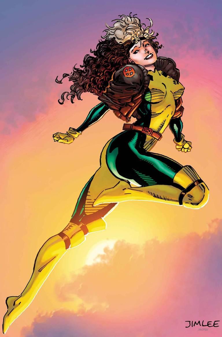 Uncanny Avengers #25 (Cover B Jim Lee X-Men Trading Card Variant)