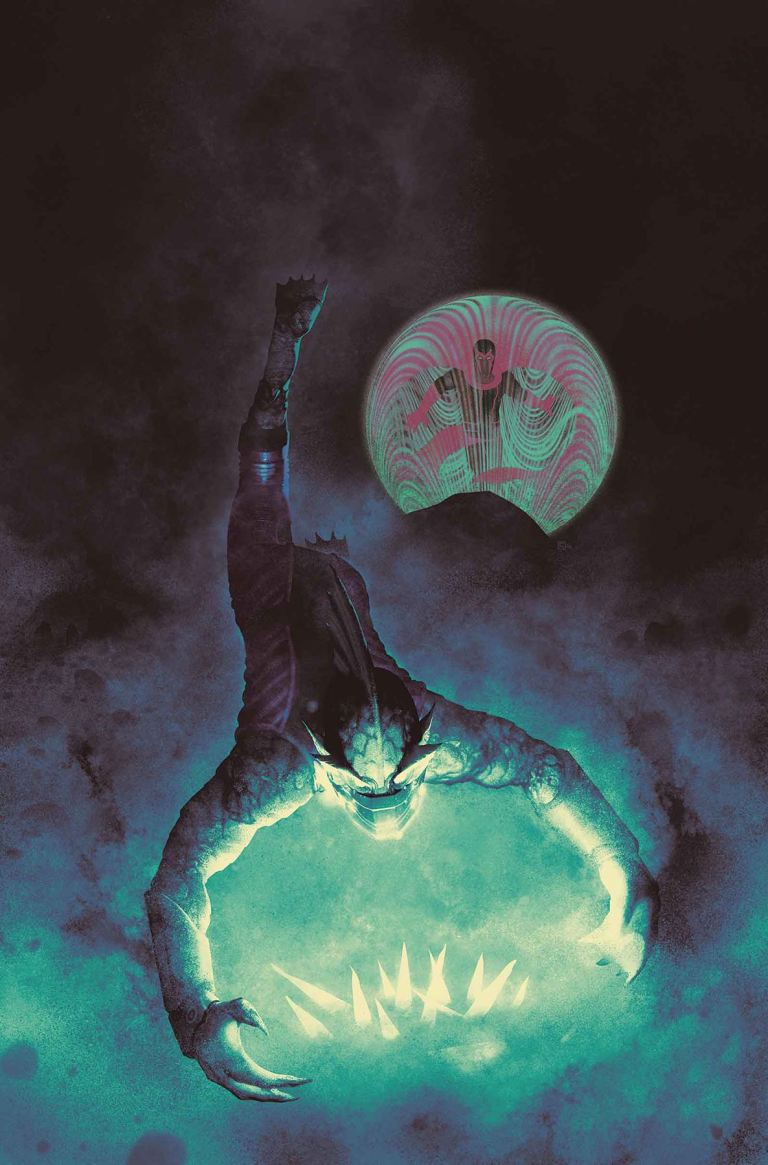 Uncanny Inhumans #19 (Cover A Frazer Irving)