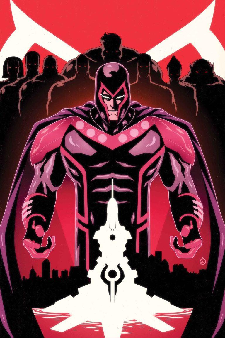Uncanny X-Men #18 (Cover B Juan Doe IvX Variant)