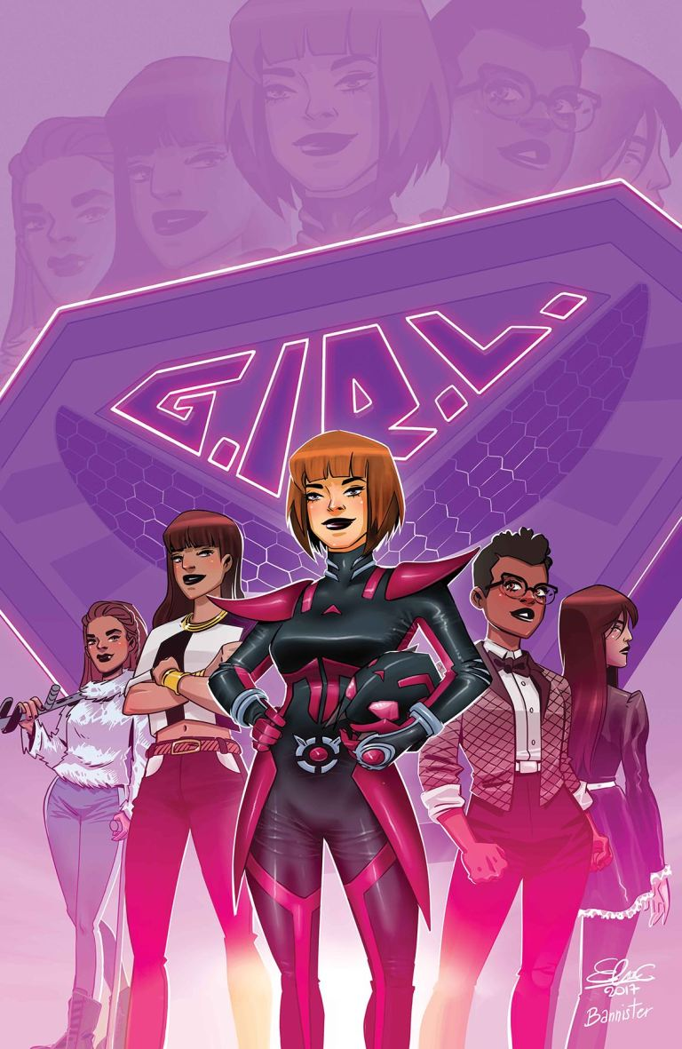 Unstoppable Wasp #6 (Elsa Charretier Cover)