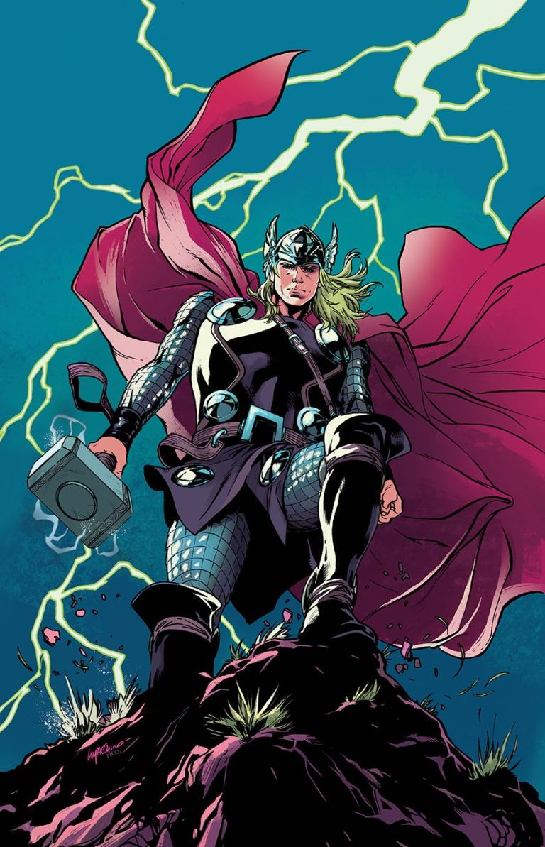 Unworthy Thor #3 (Emanuela Lupacchino Variant Cover)