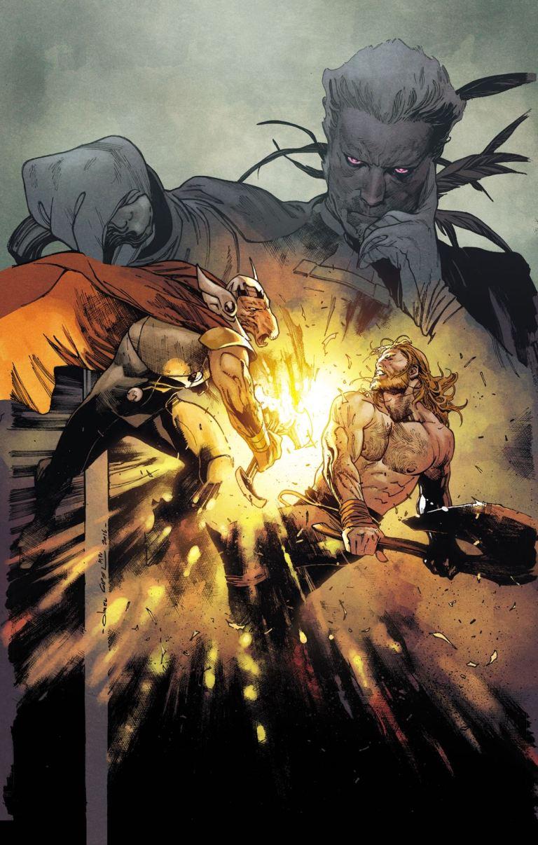 Unworthy Thor #3 (Olivier Coipel Regular Cover)